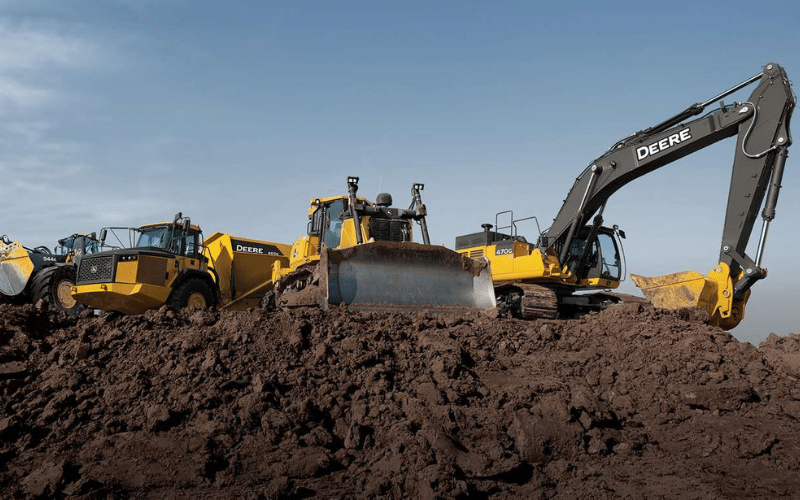 Construction Equipment Repair in Calgary