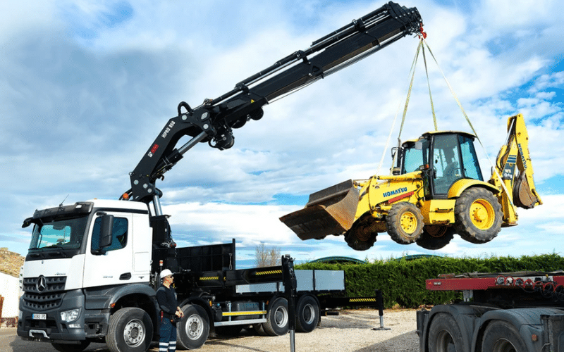 Heavy Equipment Repair in Calgary