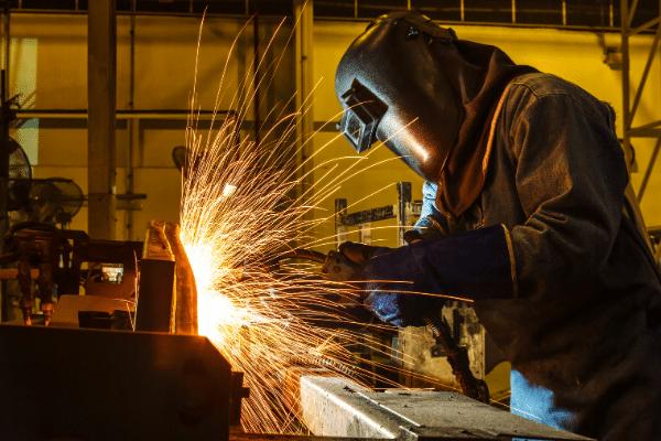 Welding Shop in Calgary